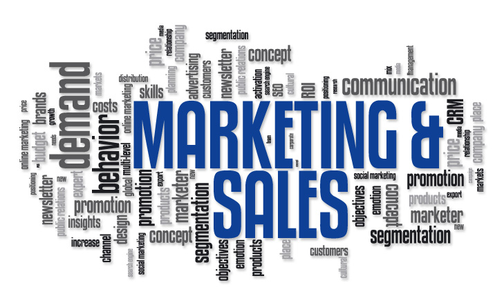 Présentation : Sales & Marketing