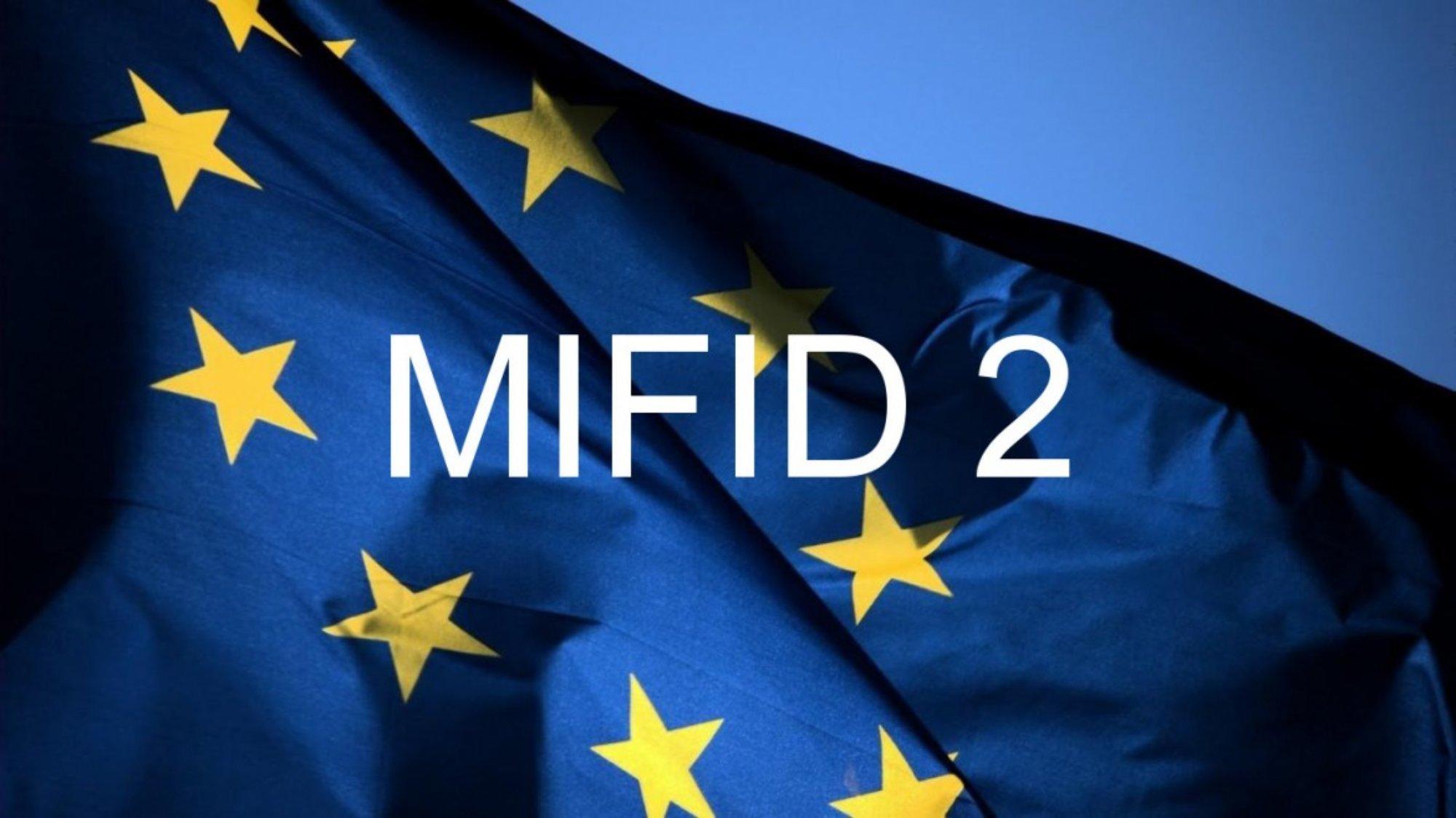 Présentation des points importants de MiFID2